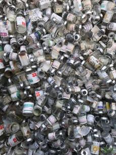北京盐水瓶回收厂家电话